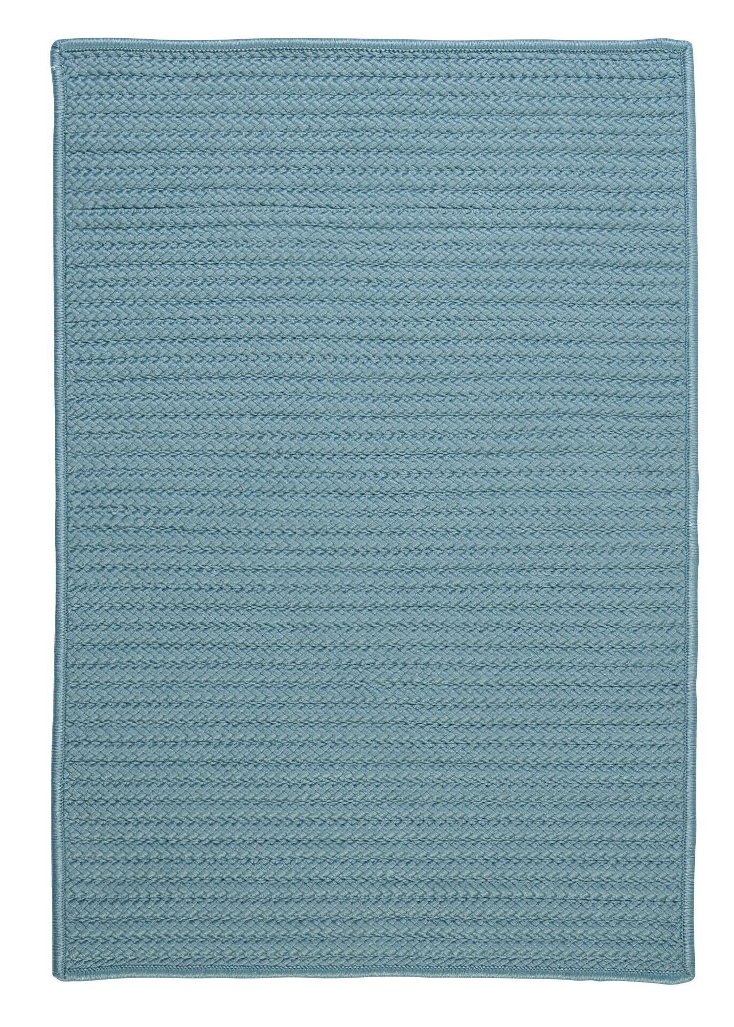 Raulston Blue Indoor/Outdoor Area Rug Rug Size: Square 6'