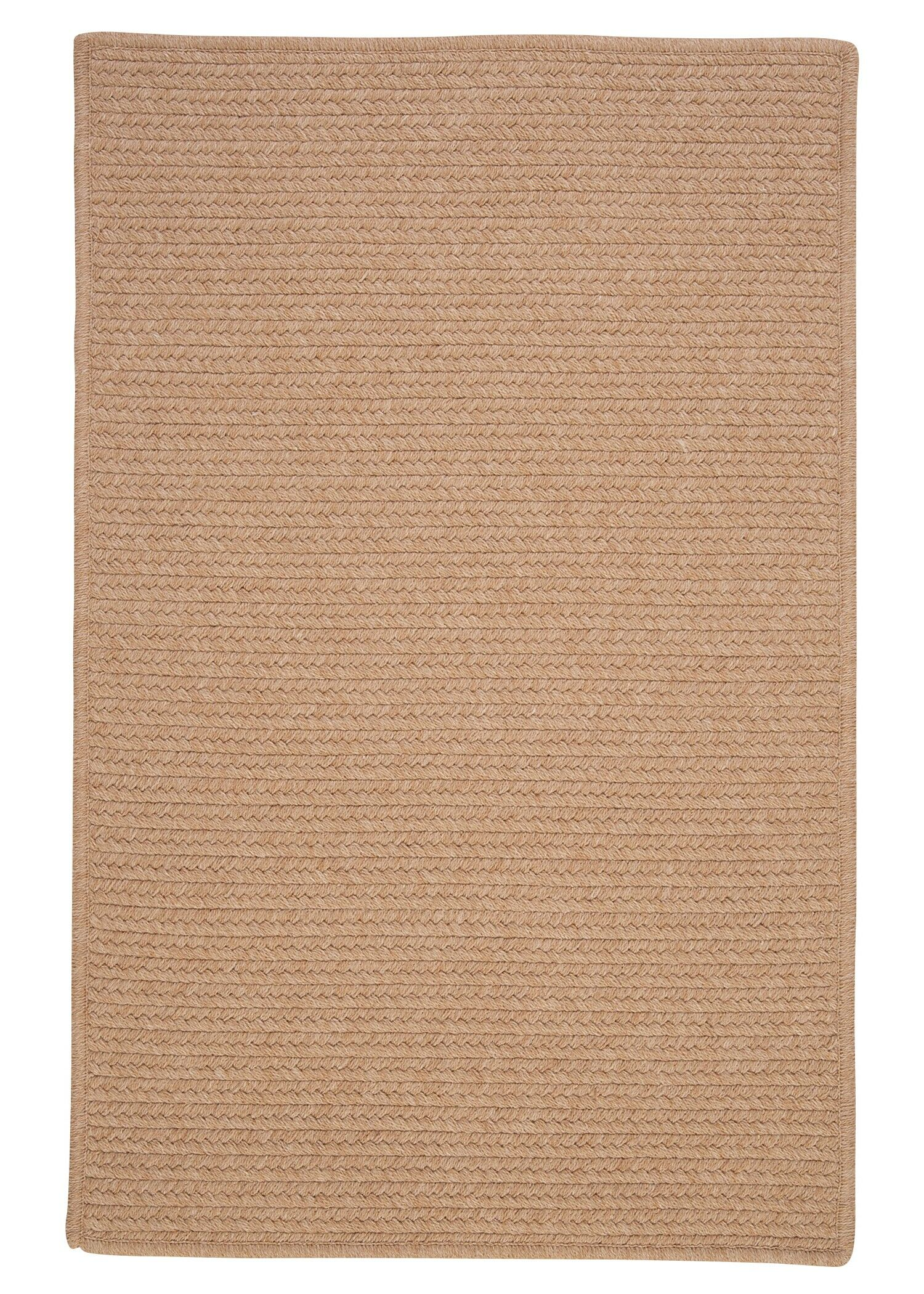 Westminster Oatmeal Area Rug Fringe: Not Included, Rug Size: Rectangle 5' x 8'