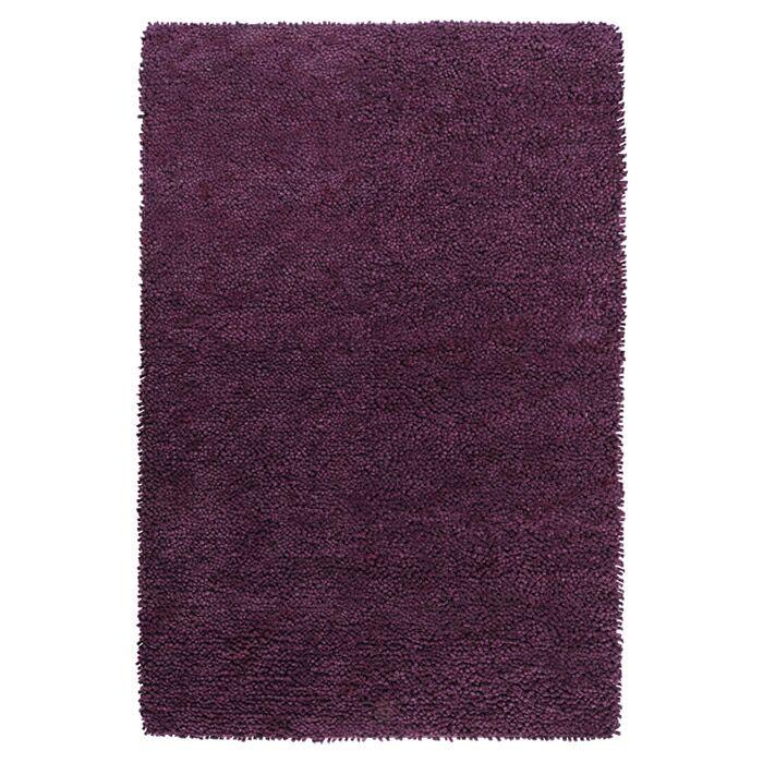 Bonney Purple Area Rug Rug Size: Rectangle 9' x 13'