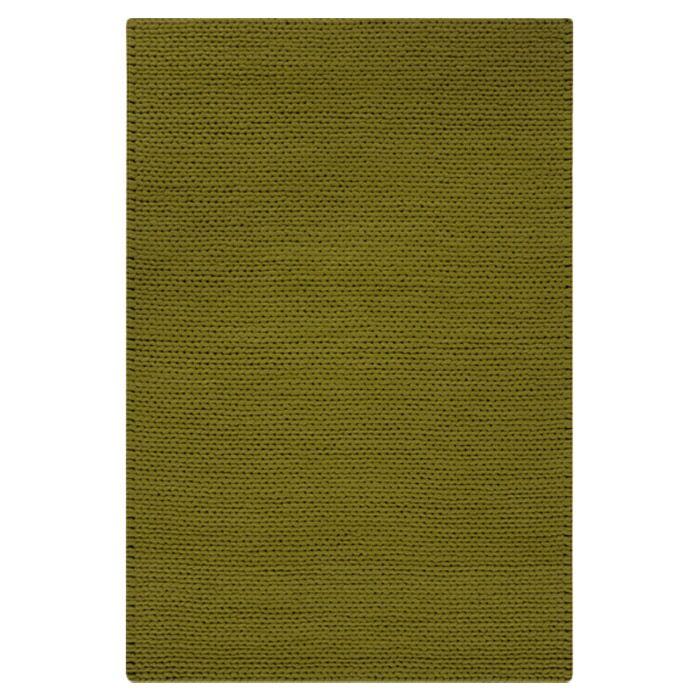 Jaxton Fern Green Area Rug Rug Size: Rectangle 8' x 10'