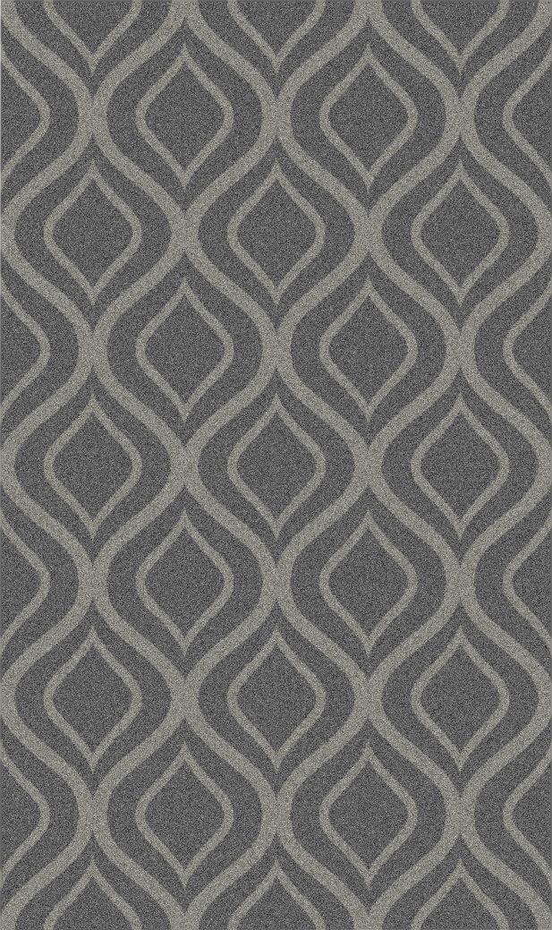 Lurenda Hand-Woven Taupe Geometric Area Rug Rug Size: Rectangle 8' x 11'