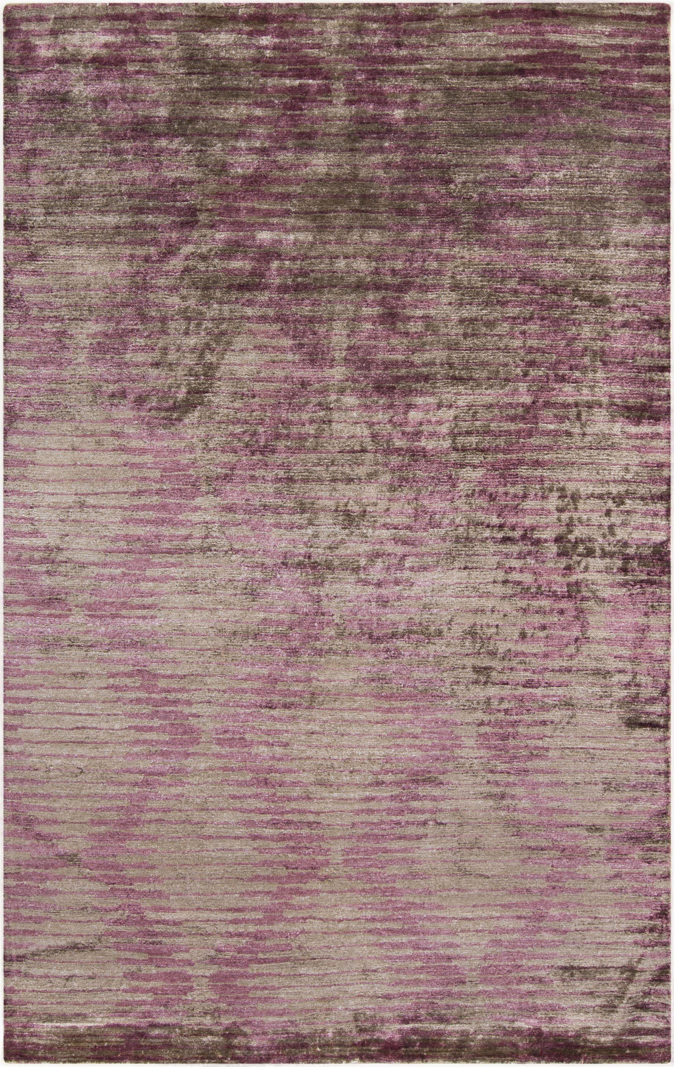Avia Lavender Rug Rug Size: Rectangle 5' x 8'