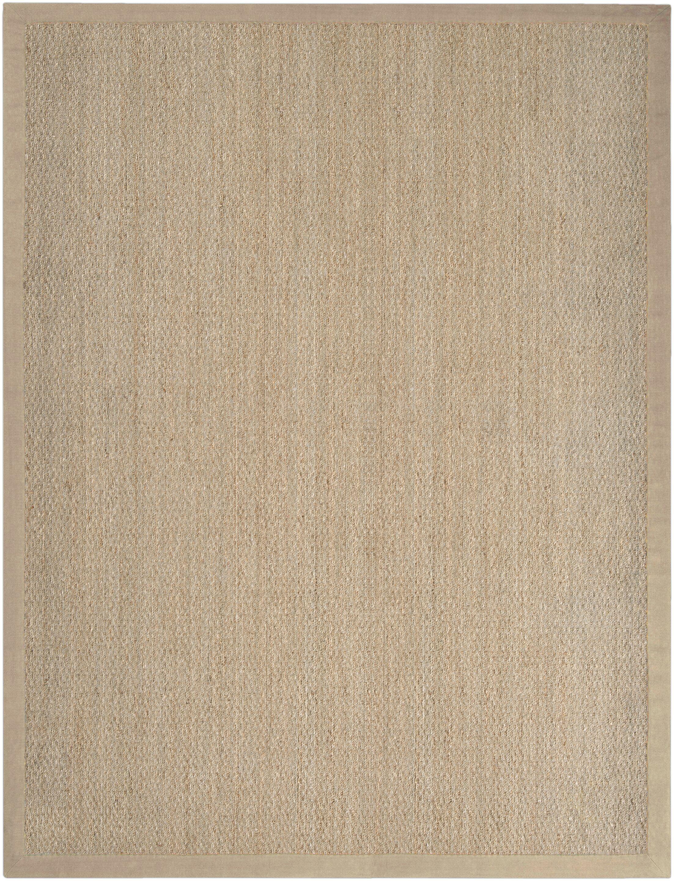 Baldwin Mocha Area Rug Rug Size: Rectangle 8' x 10'