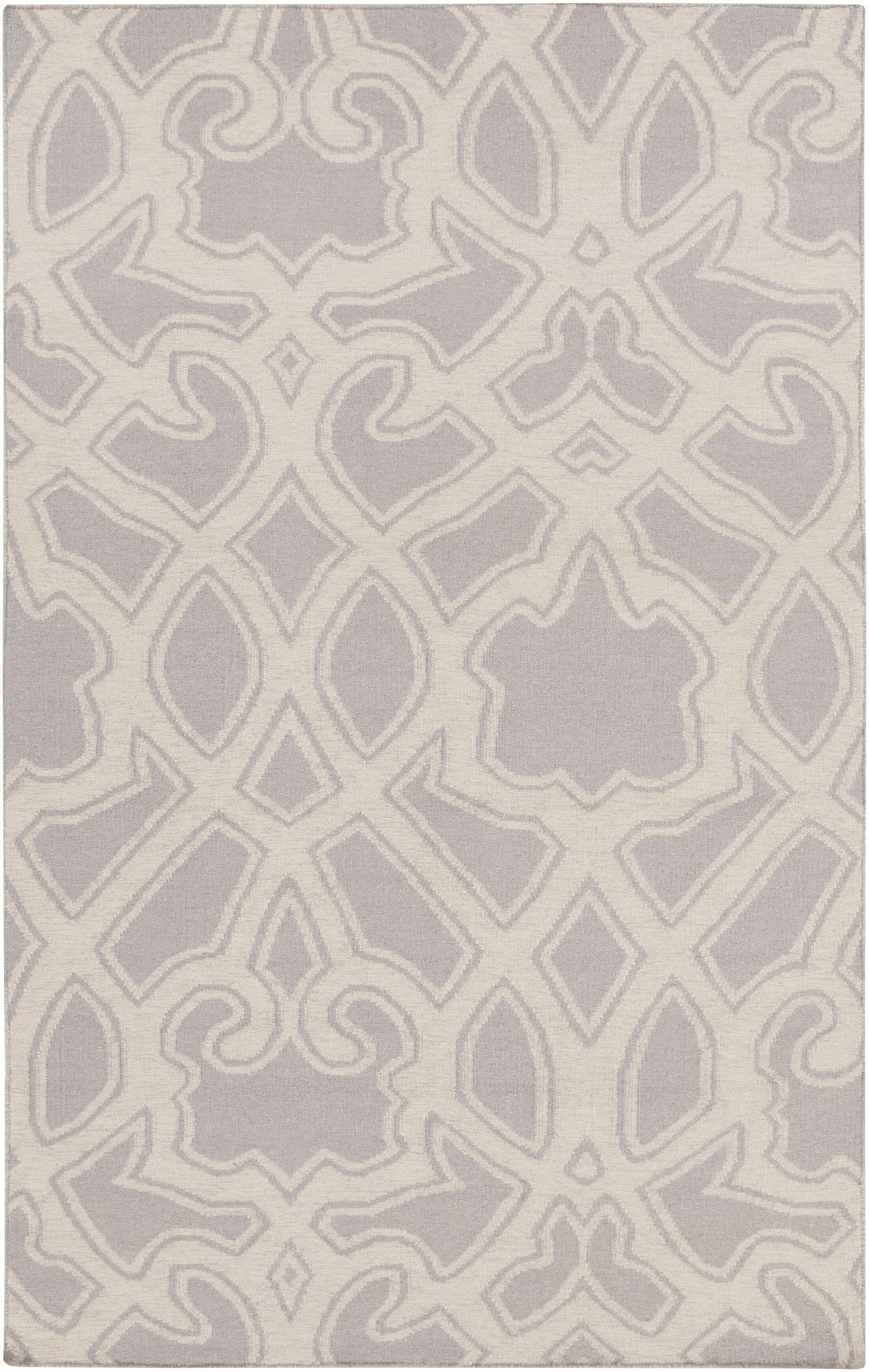 LaGrange Gray Area Rug Rug Size: Rectangle 8' x 11'