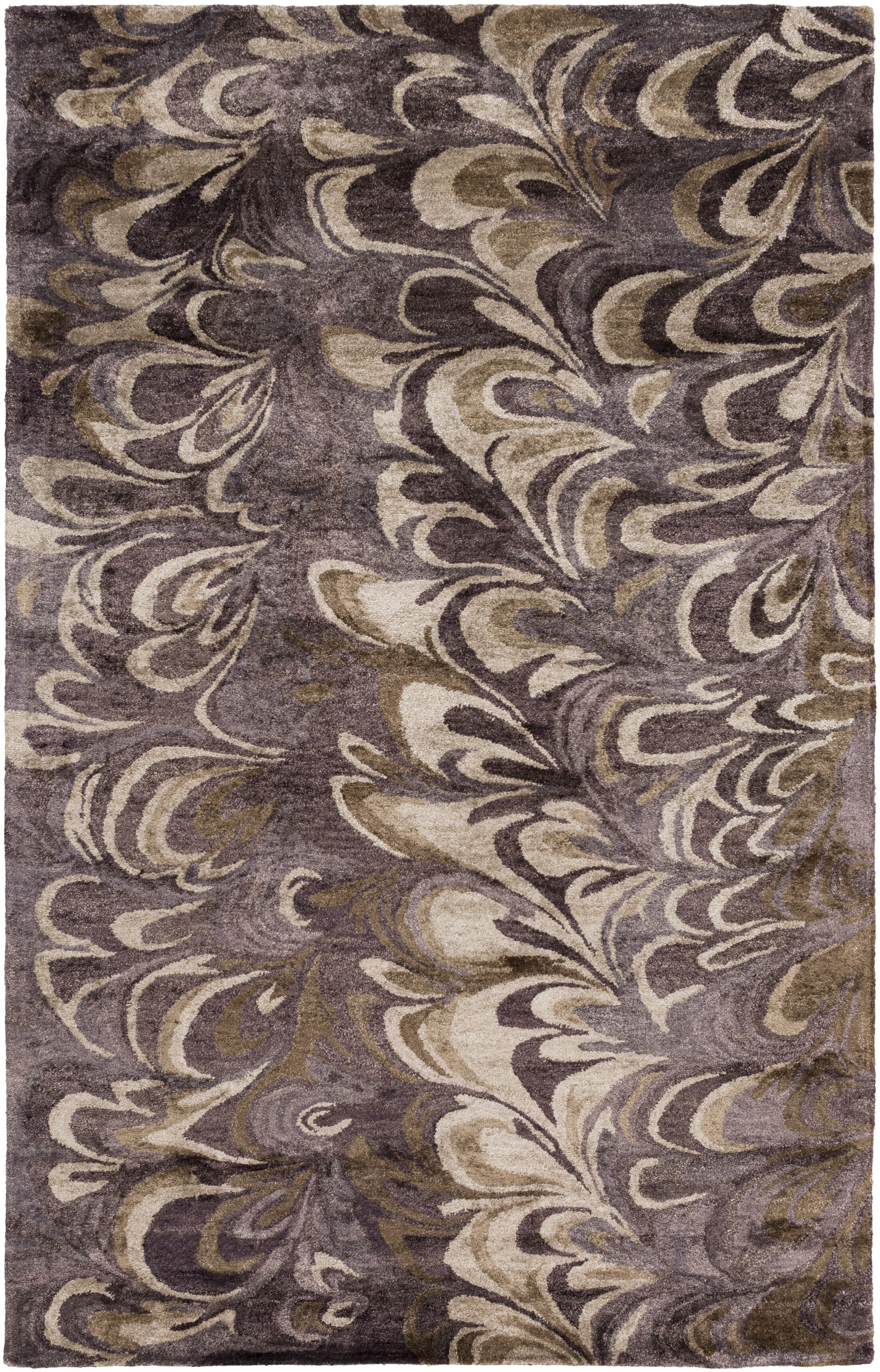 Scylla Multi-Colored Rug Rug Size: Rectangle 3'6
