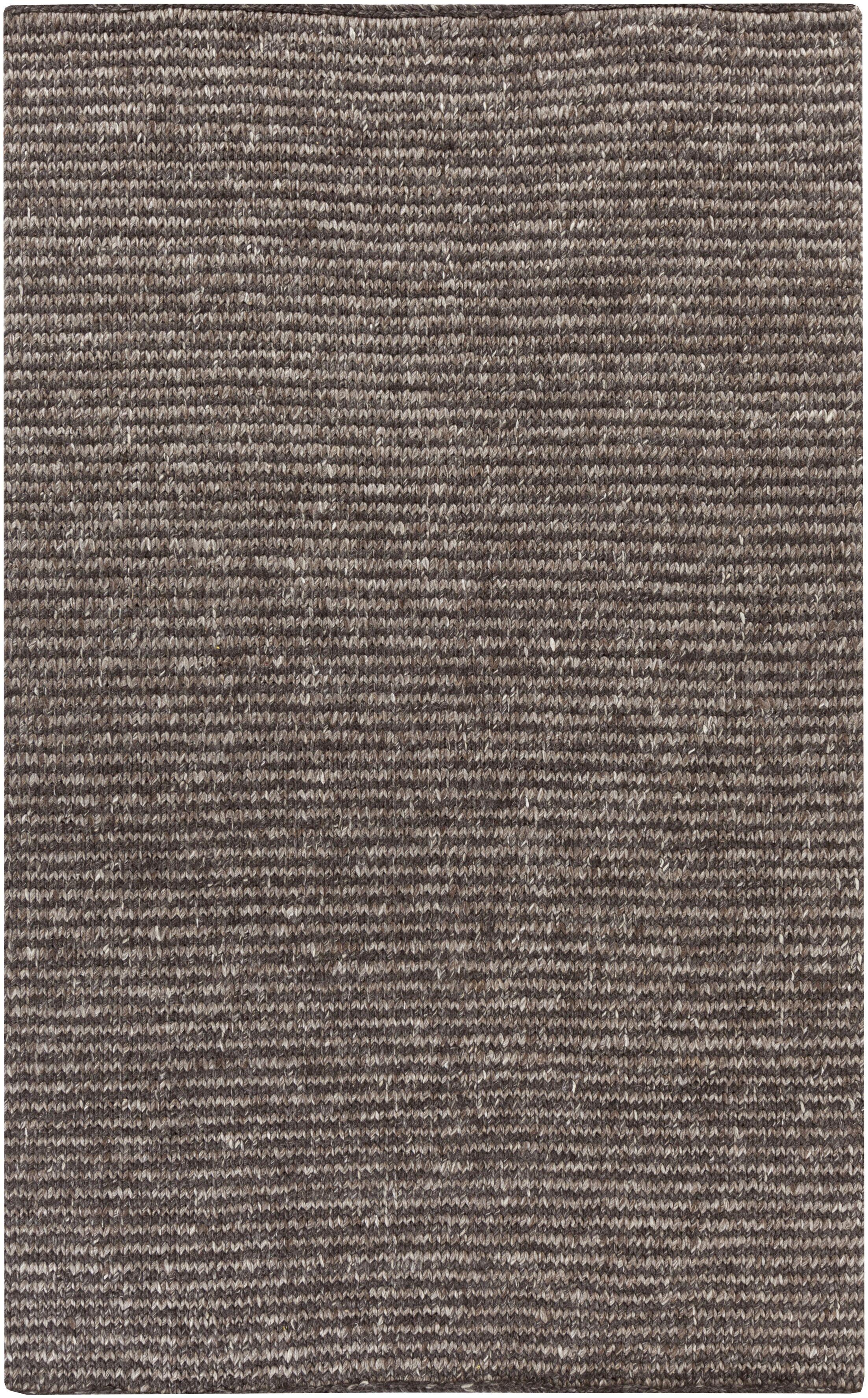 Ola Taupe Area Rug Rug Size: Rectangle 4' x 6'