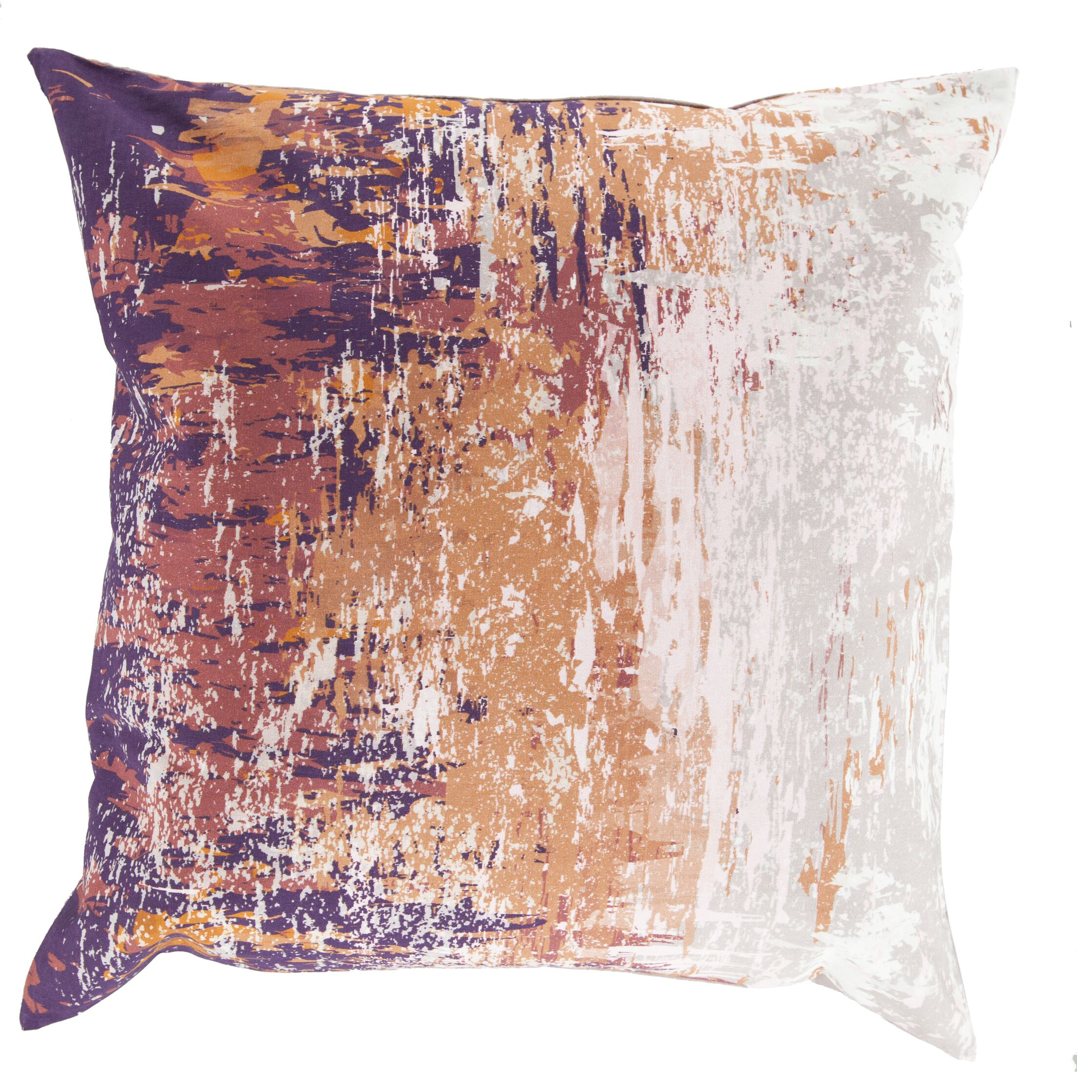 Congdon Cotton Throw Pillow Size: 22