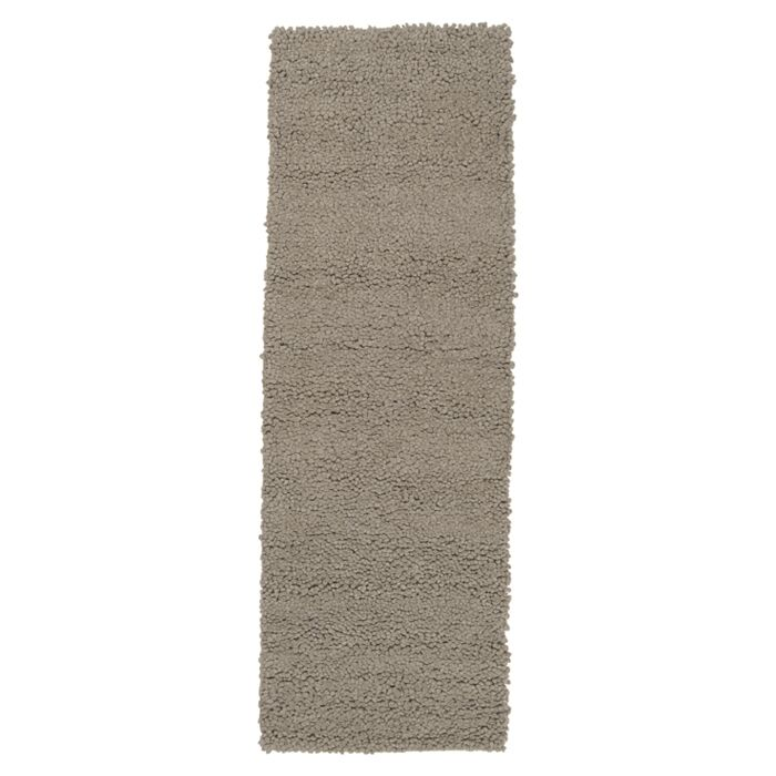 Bonney Gray Area Rug Rug Size: Runner 2'6