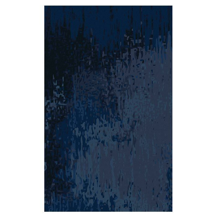 Johnna Navy Rug Rug Size: Rectangle 3'3