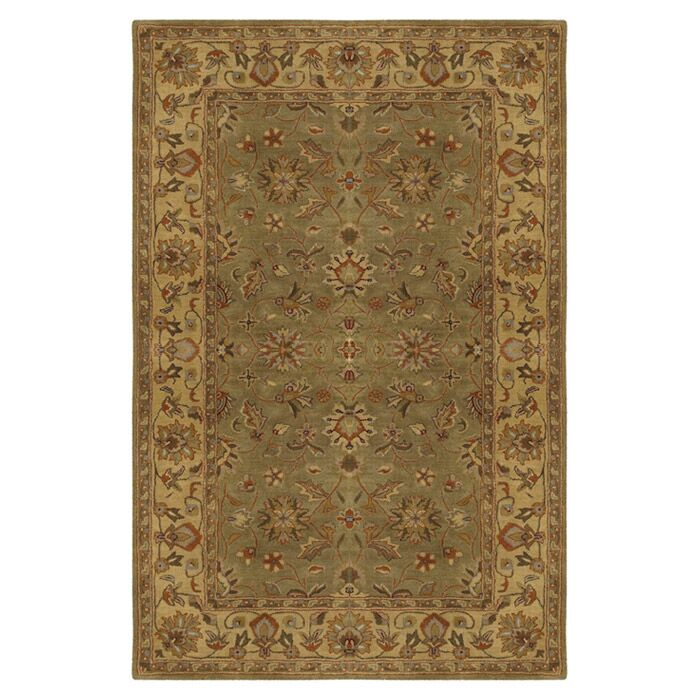 Stanford Fern Rug Rug Size: Rectangle 10' x 14'