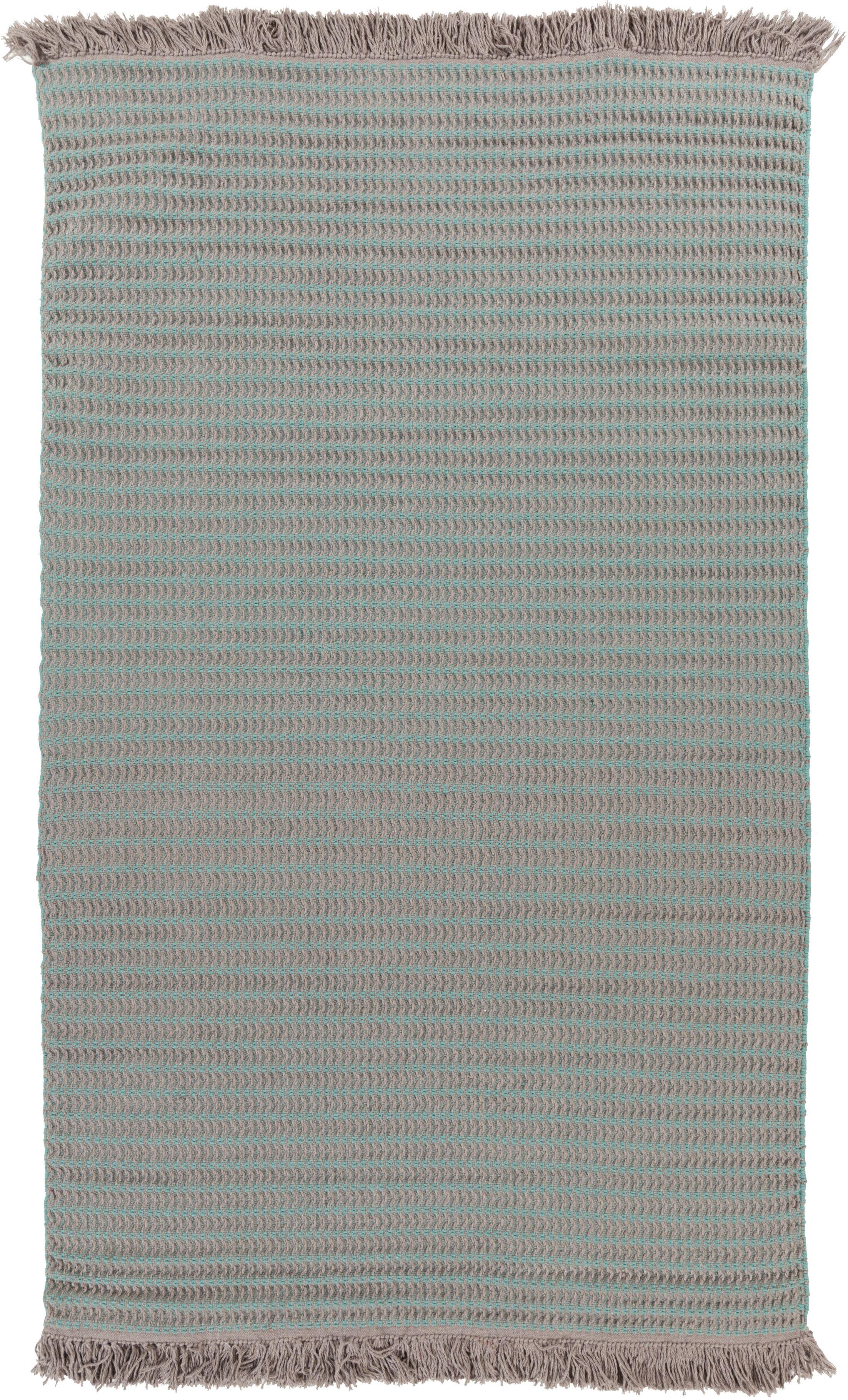 Ayana Hand-Woven Moss Area Rug Rug Size: Rectangle 4' x 6'