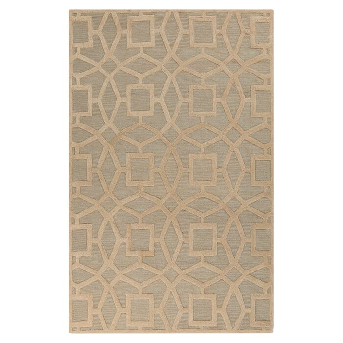 Lozano Sky Gray Area Rug Rug Size: Rectangle 9' x 13'