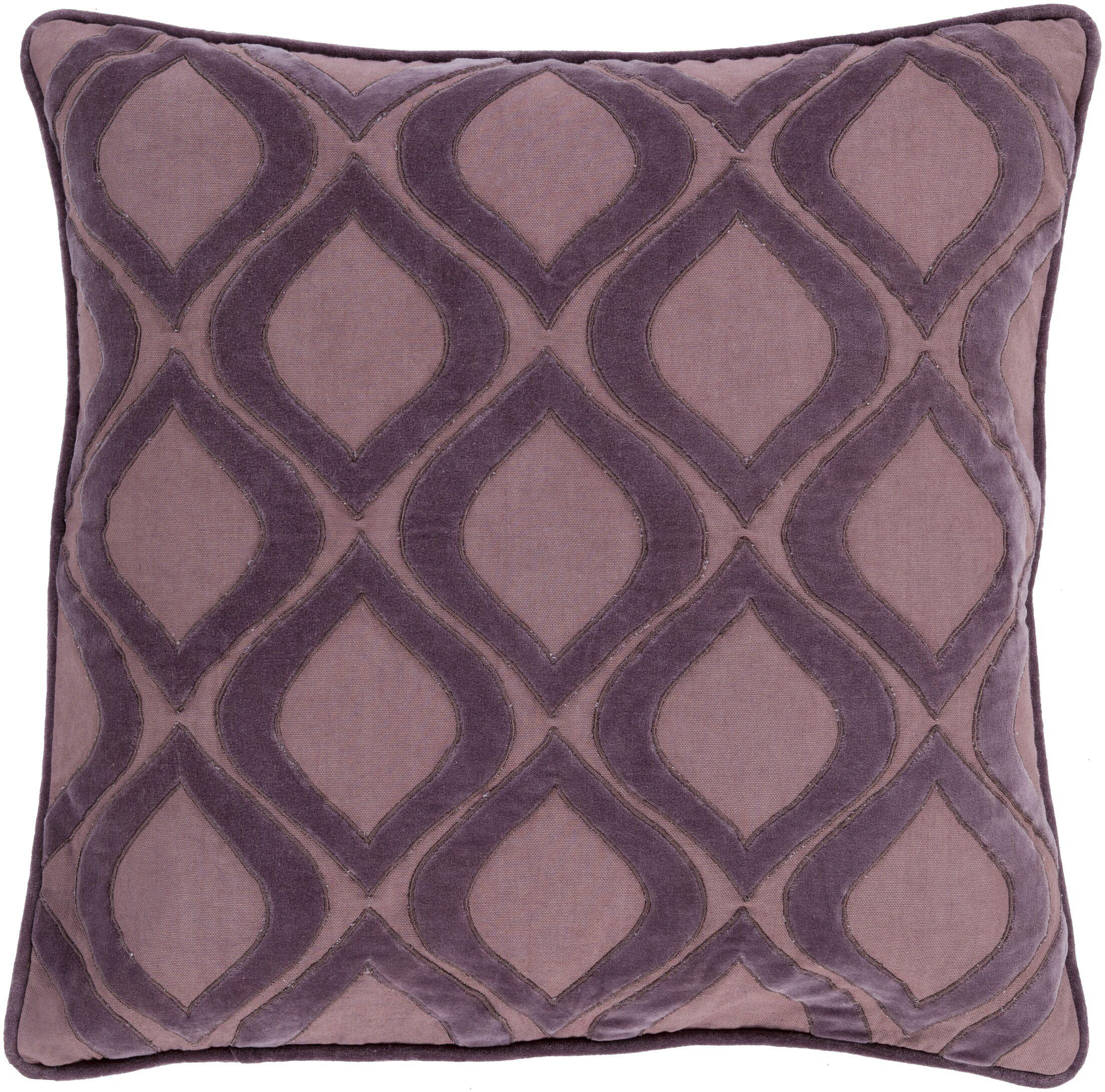 Bourbana Throw Pillow Size: 20