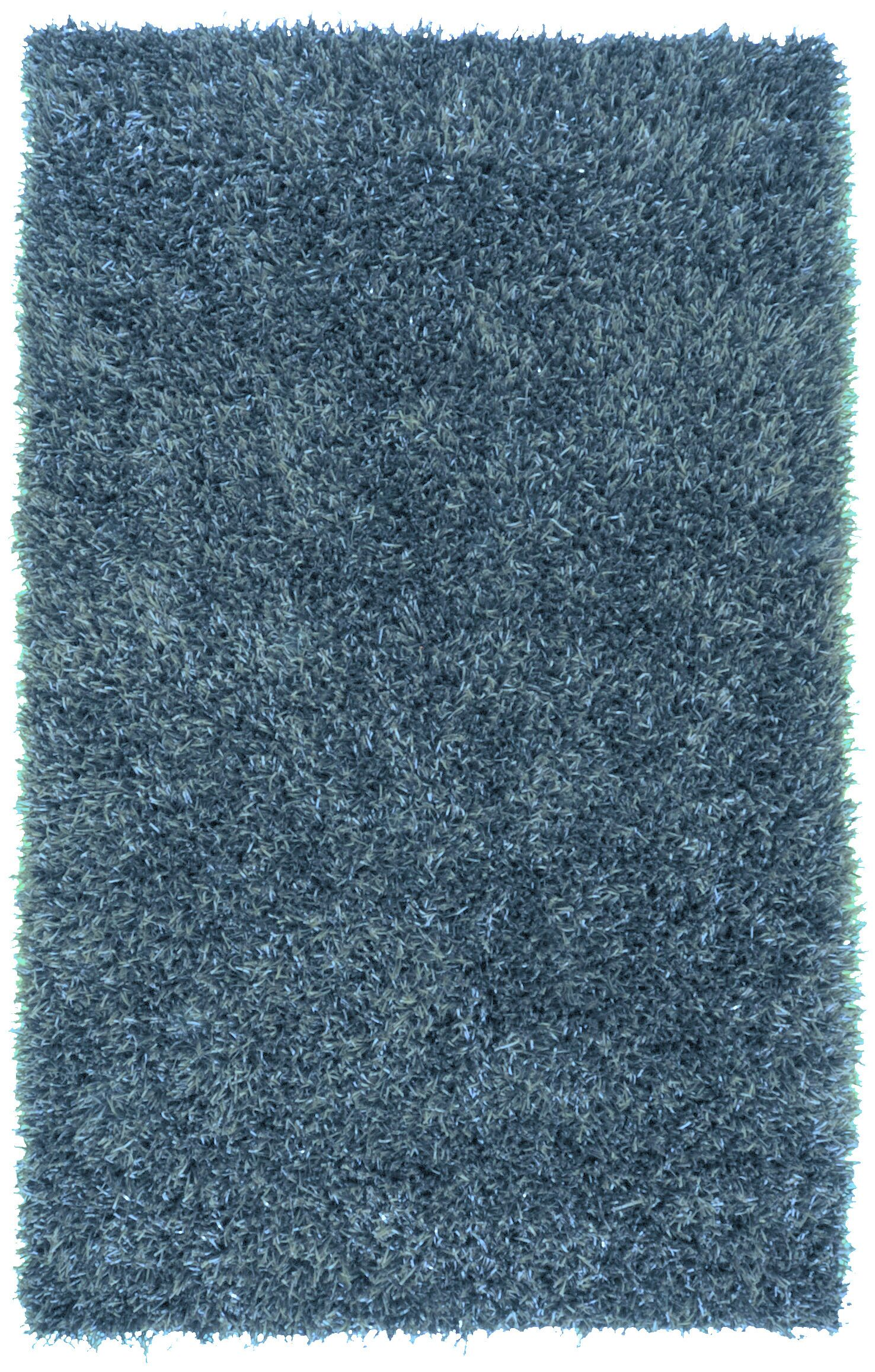 Dodge Hand Woven Blue Area Rug Rug Size: Rectangle 5' x 8'