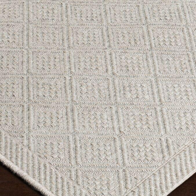 Sarang Beige Indoor/Outdoor Area Rug Rug Size: Rectangle 7'10
