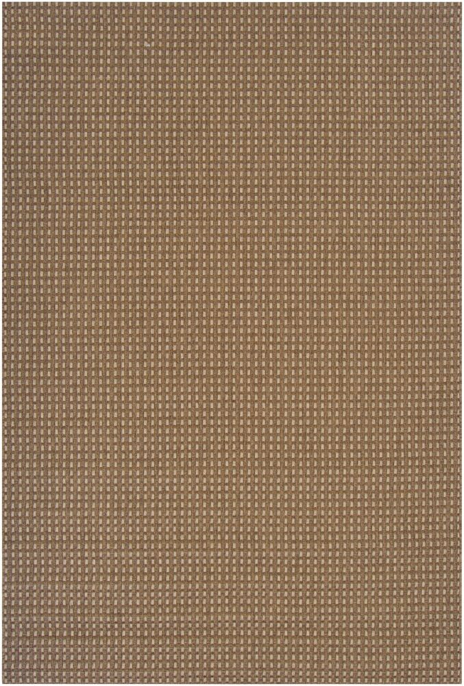 Janessa Natural Outdoor Area Rug Rug Size: Rectangle 5'3