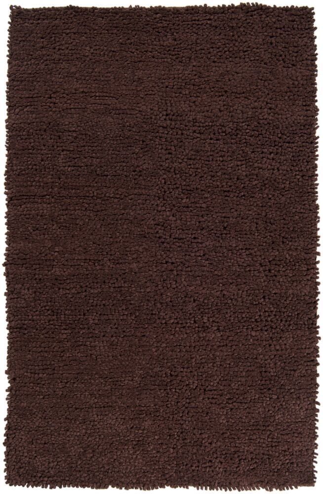 Wappinger Chocolate Rug Rug Size: Rectangle 8' x 10'