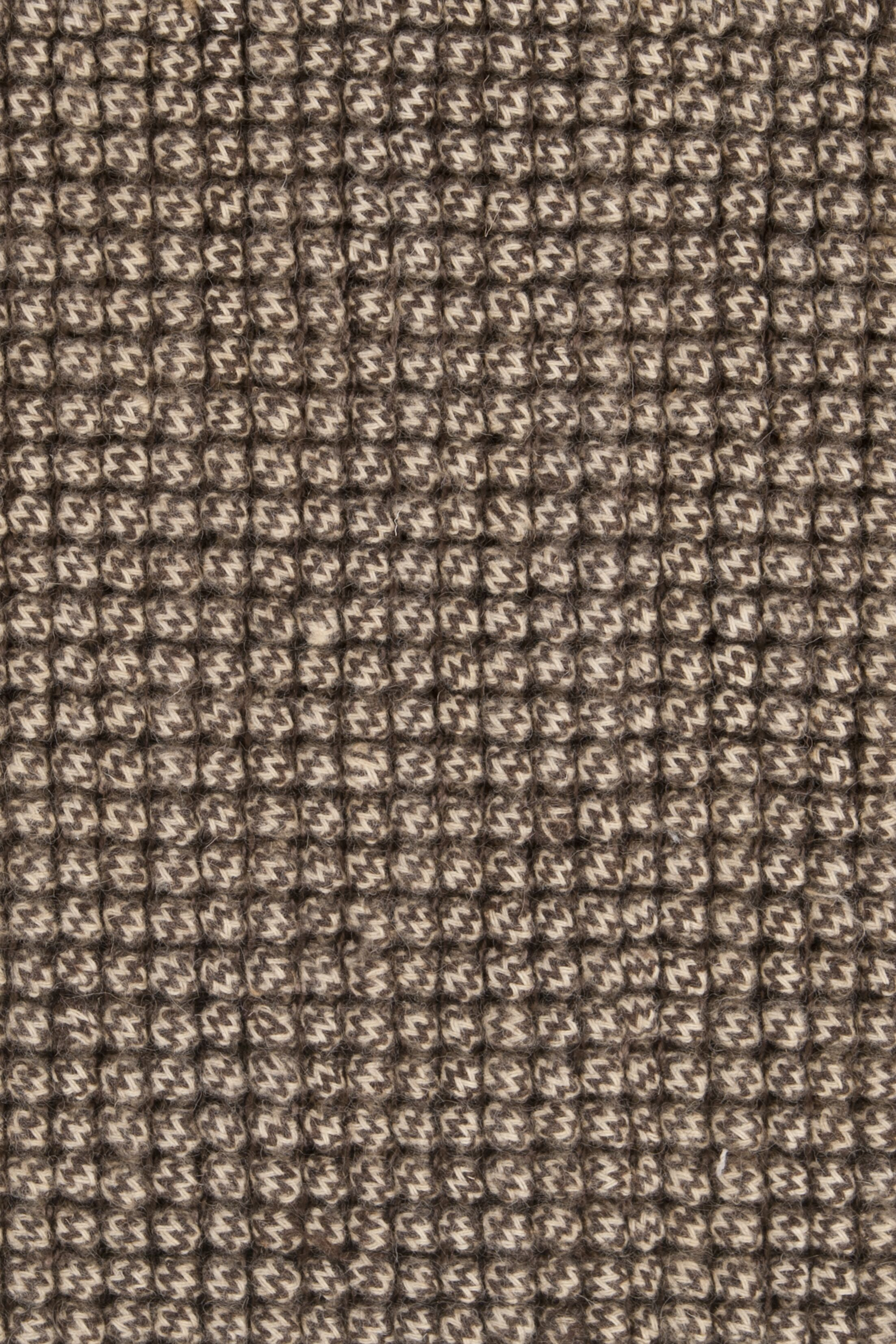 Gilles Hand-Woven Brown Area Rug Rug Size: Rectangle 8' x 11'