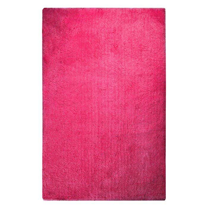Braun Hot Pink Area Rug Rug Size: Rectangle 9' x 13'