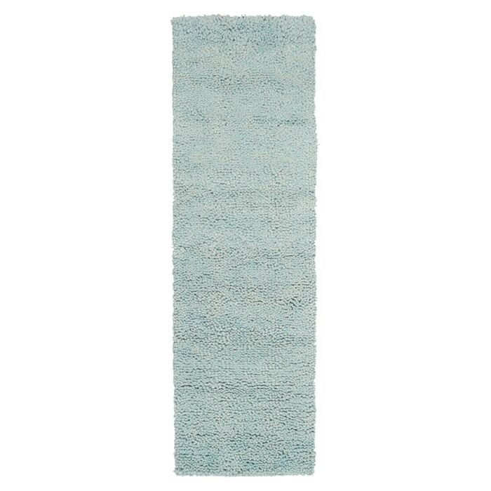 Bonney Spa Blue Area Rug Rug Size: Round 10'