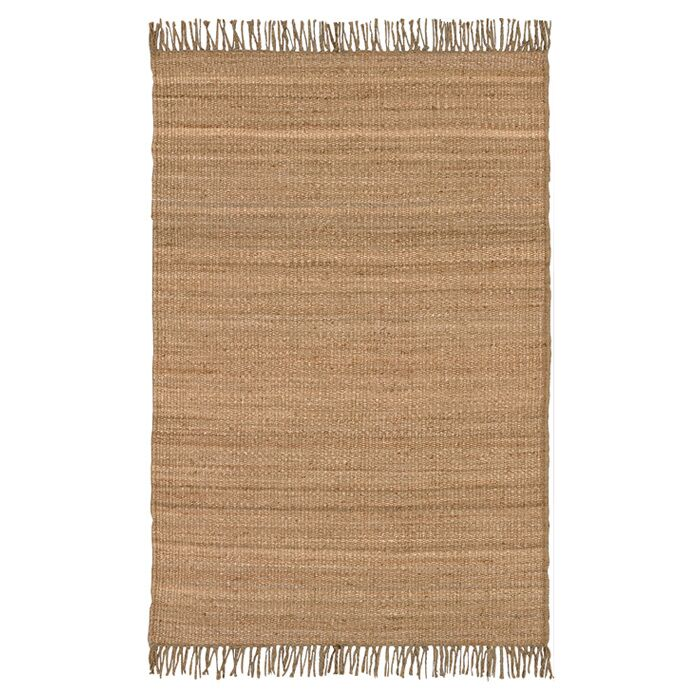 Dorrough Hand-Woven Area Rug Rug Size: Rectangle 4' x 5'9