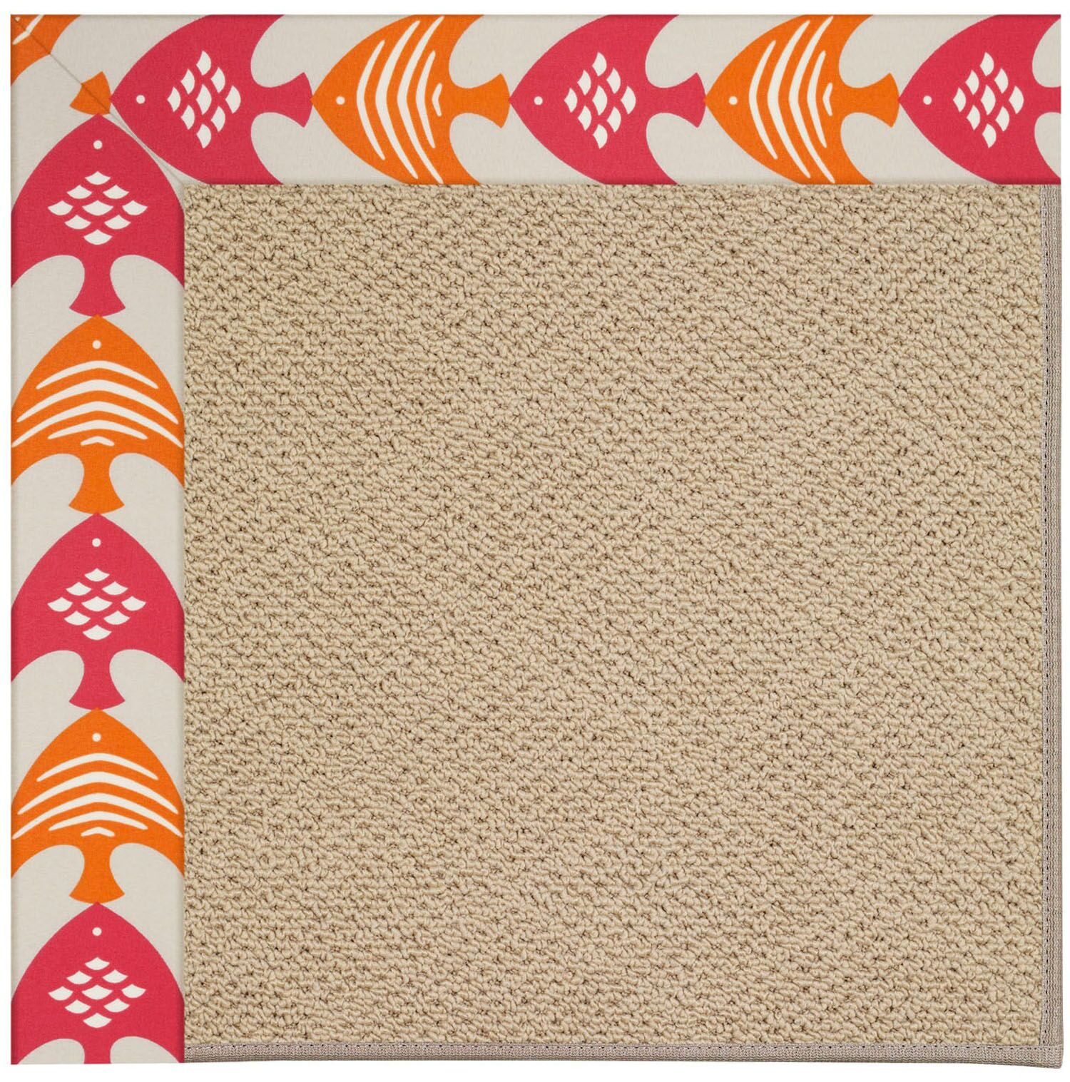 Lisle Machine Tufted Autumn Indoor/Outdoor Area Rug Rug Size: Rectangle 3' x 5'