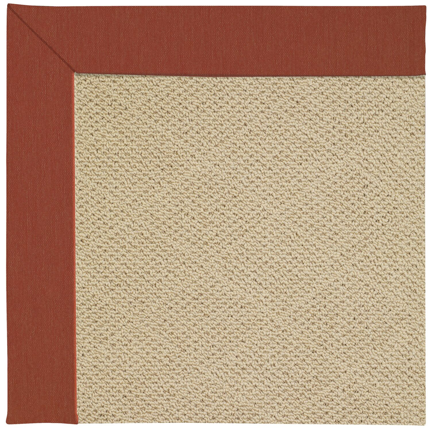 Lisle Machine Tufted Strawberry Indoor/Outdoor Area Rug Rug Size: Rectangle 2' x 3'