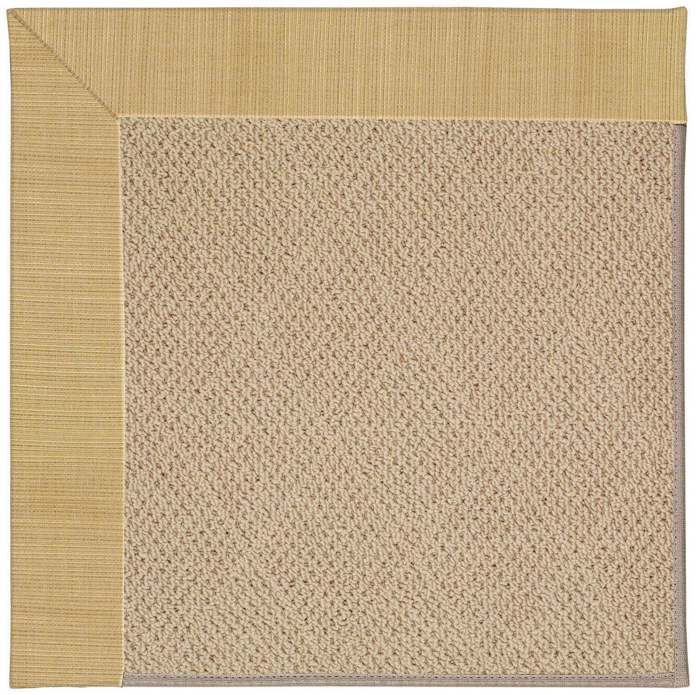 Lisle Machine Tufted Bramble/Brown Indoor/Outdoor Area Rug Rug Size: Rectangle 8' x 10'