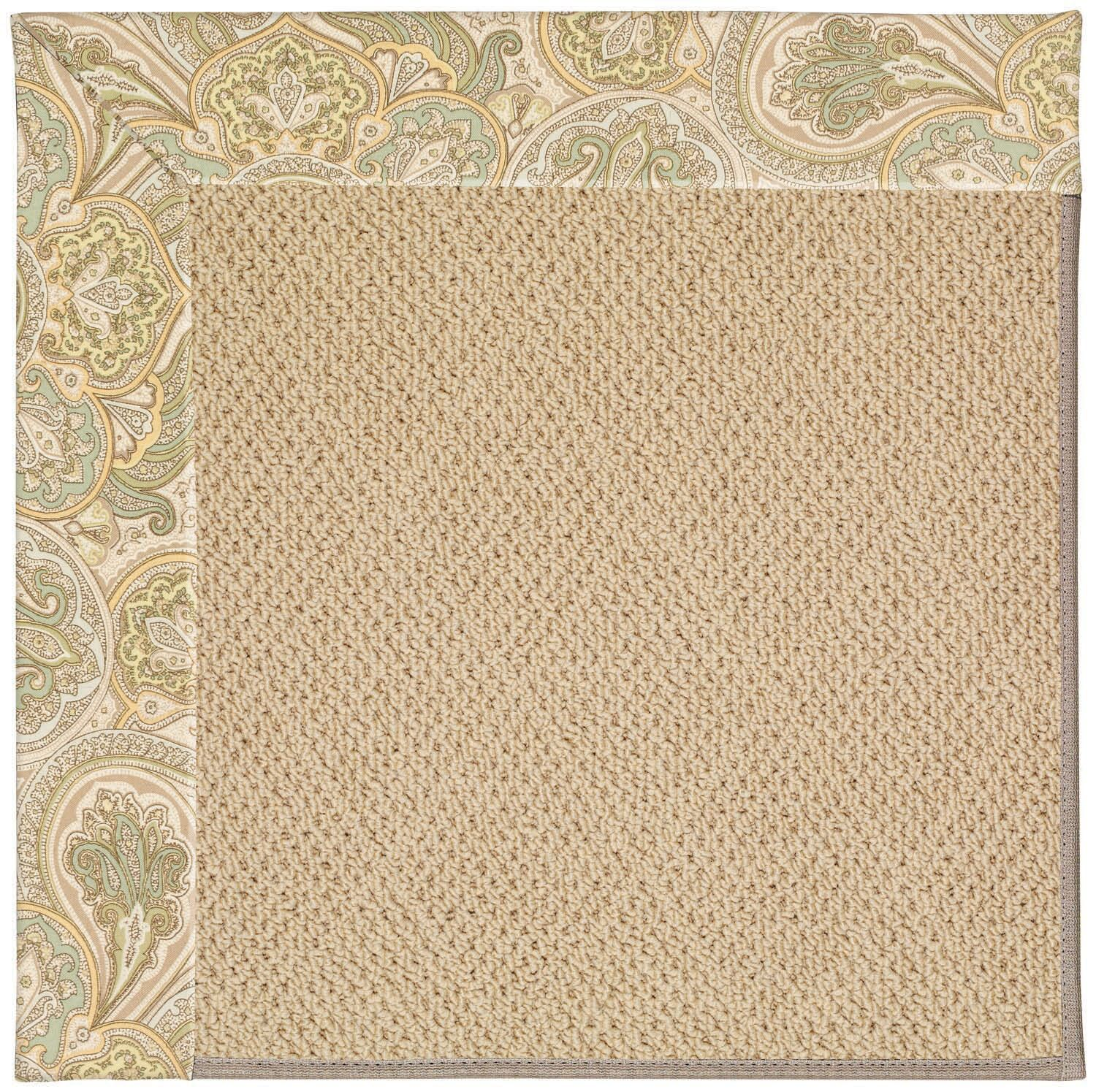 Lisle Machine Tufted Quarry/Brown Indoor/Outdoor Area Rug Rug Size: Rectangle 8' x 10'
