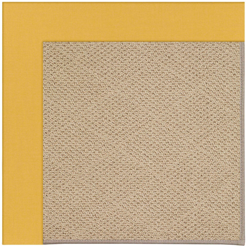 Lisle Machine Tufted Jonquil Area Rug Rug Size: Rectangle 10' x 14'