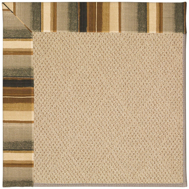 Lisle Machine Tufted Indoor/Outdoor Area Rug Rug Size: Rectangle 10' x 14'