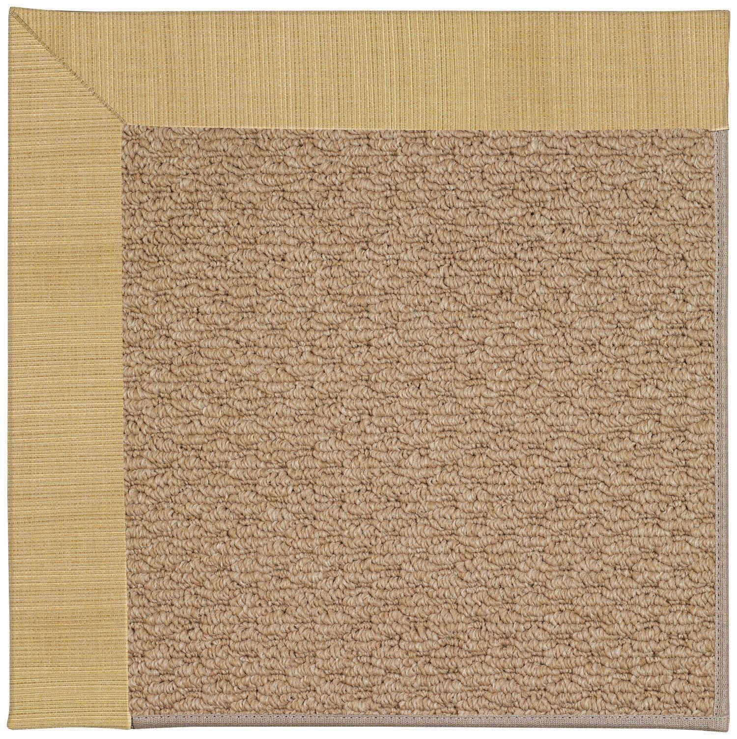 Lisle Machine Tufted Bramble Indoor/Outdoor Area Rug Rug Size: Square 8'