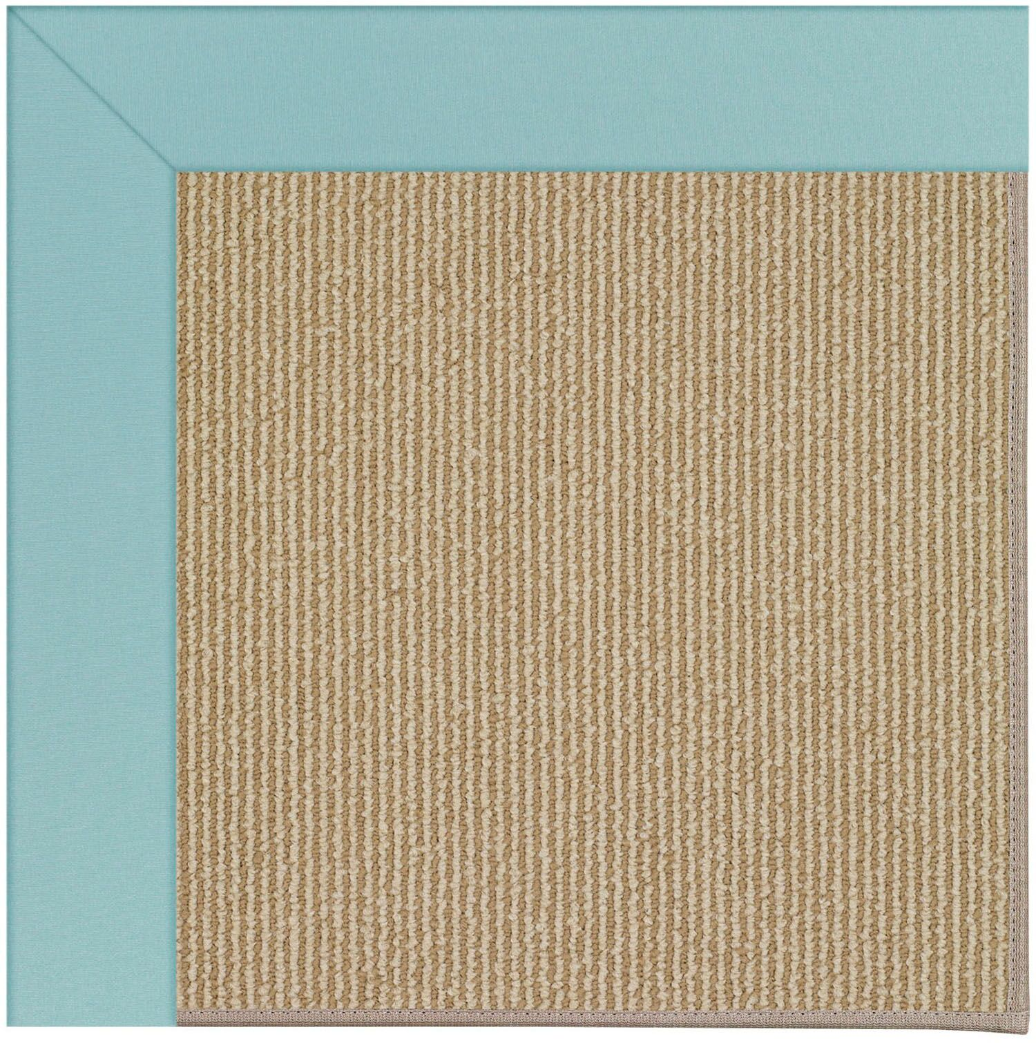 Lisle Machine Tufted Seafaring Blue/Brown Indoor/Outdoor Area Rug Rug Size: Rectangle 10' x 14'