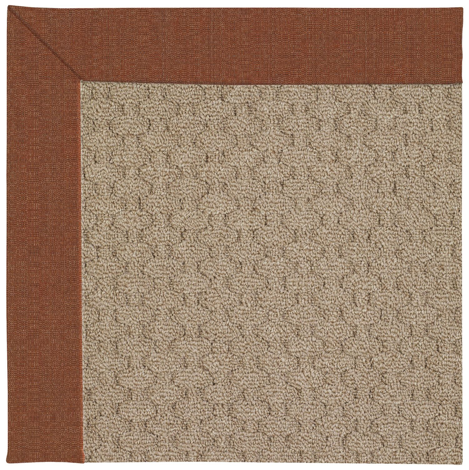 Lisle Machine Tufted Dried Chilis/Brown Indoor/Outdoor Area Rug Rug Size: Rectangle 9' x 12'