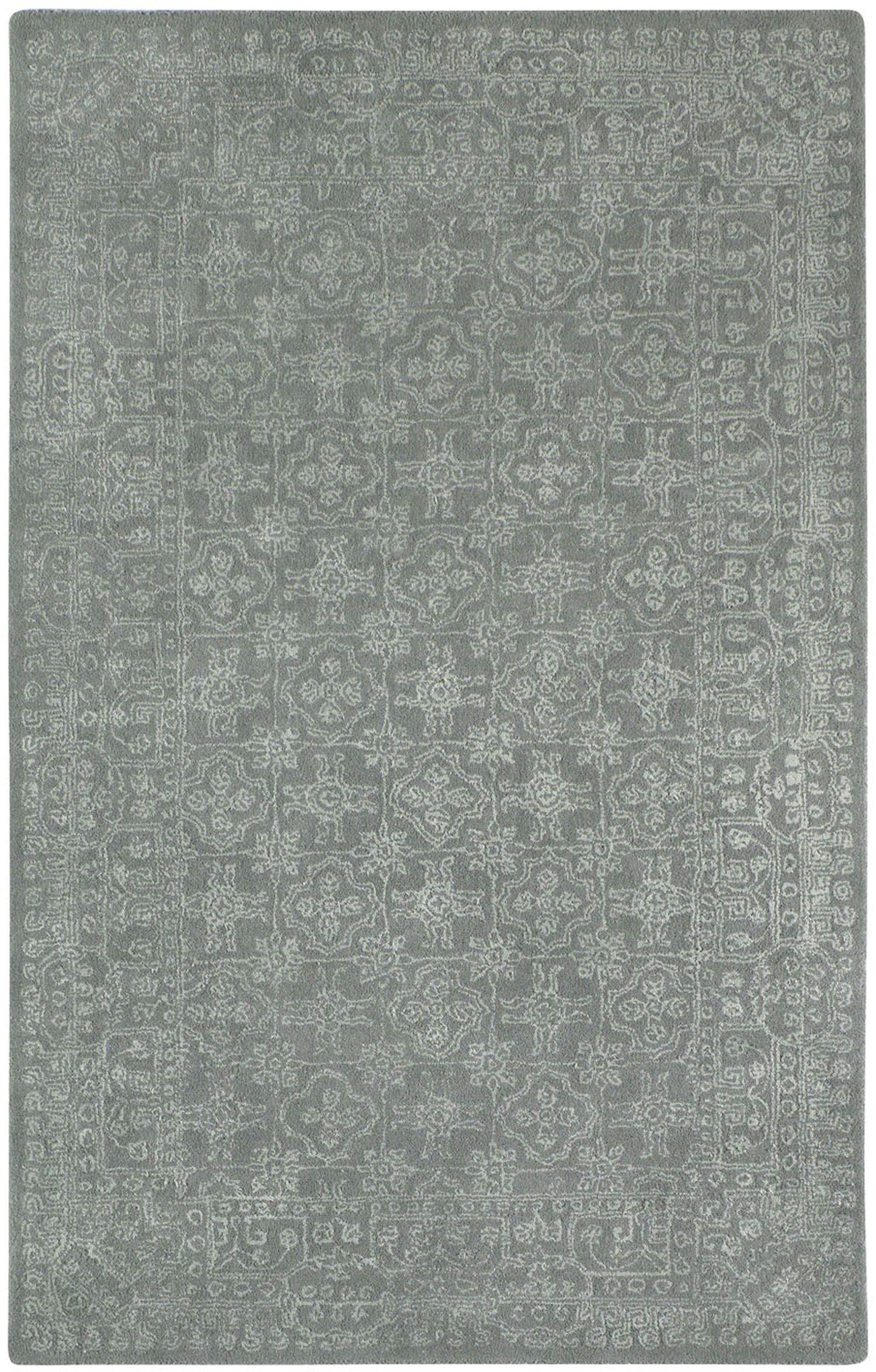 Interlace Smoky Area Rug Rug Size: Rectangle 7' x 9'