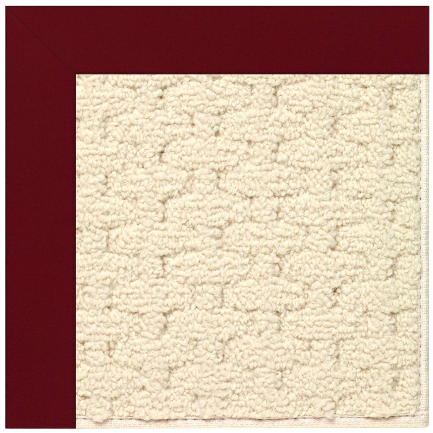 Lisle Wine Indoor/Outdoor Area Rug Rug Size: Square 4'