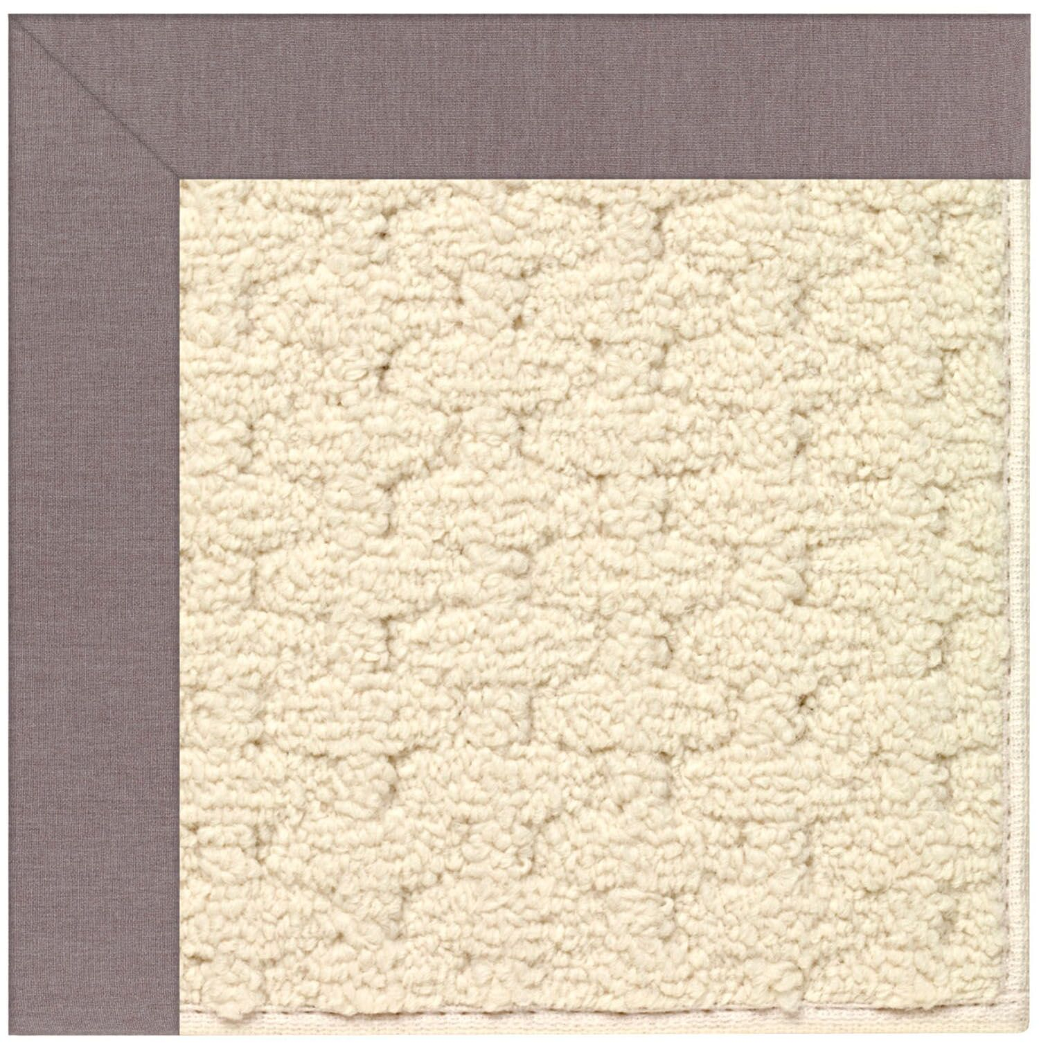 Lisle Off White Indoor/Outdoor Area Rug Rug Size: Rectangle 4' x 6'