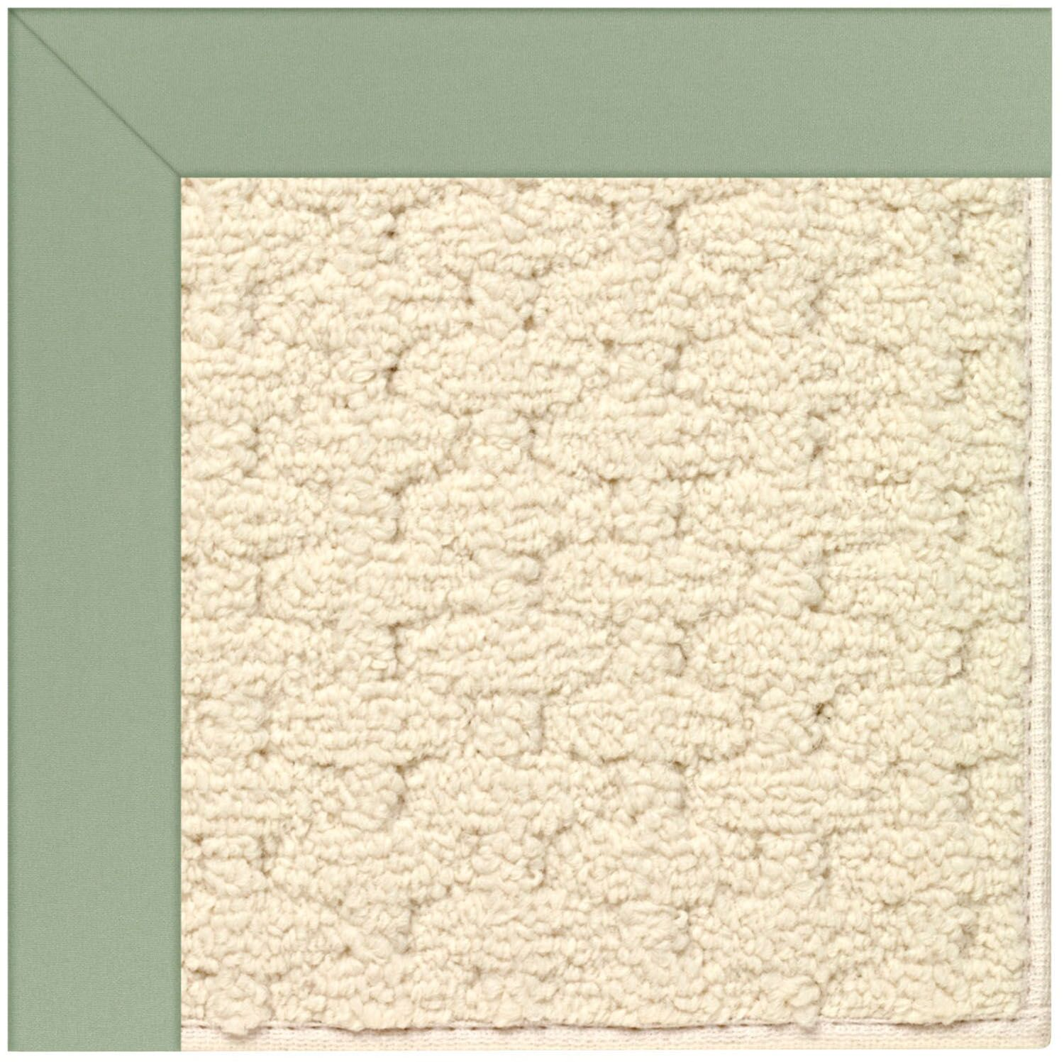 Lisle Off White Indoor/Outdoor Area Rug Rug Size: Square 6'