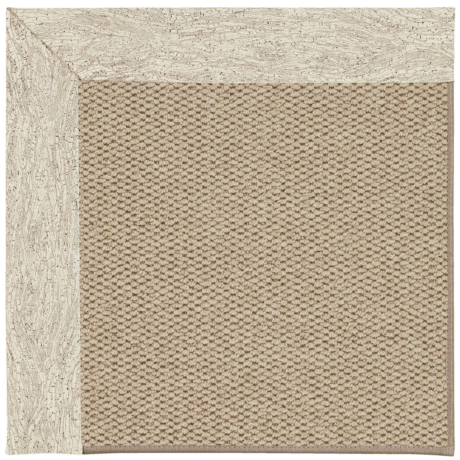 Barrett Wool Beige Area Rug Rug Size: Rectangle 5' x 8'