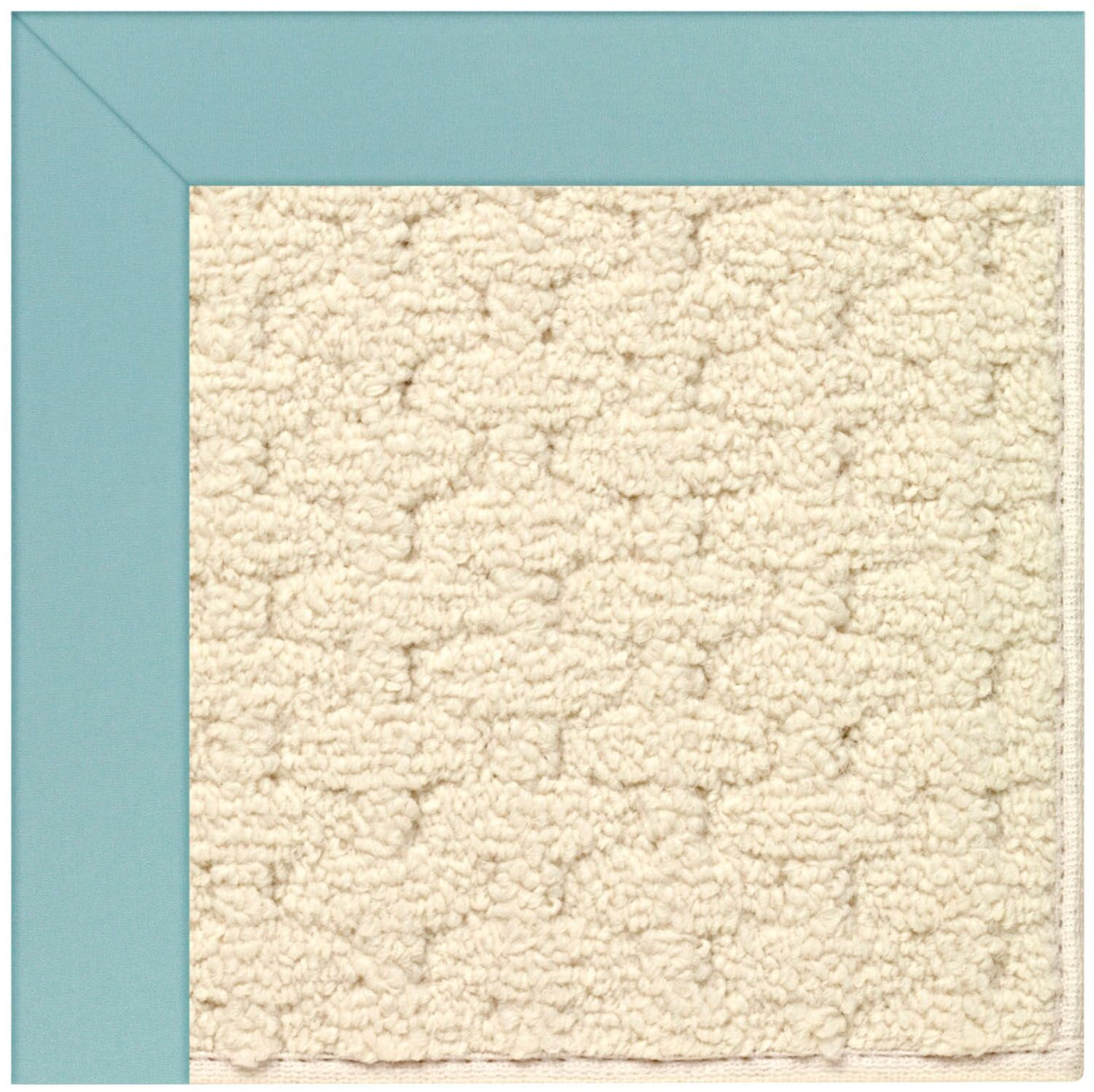 Lisle Off White Indoor/Outdoor Area Rug Rug Size: Rectangle 8' x 10'