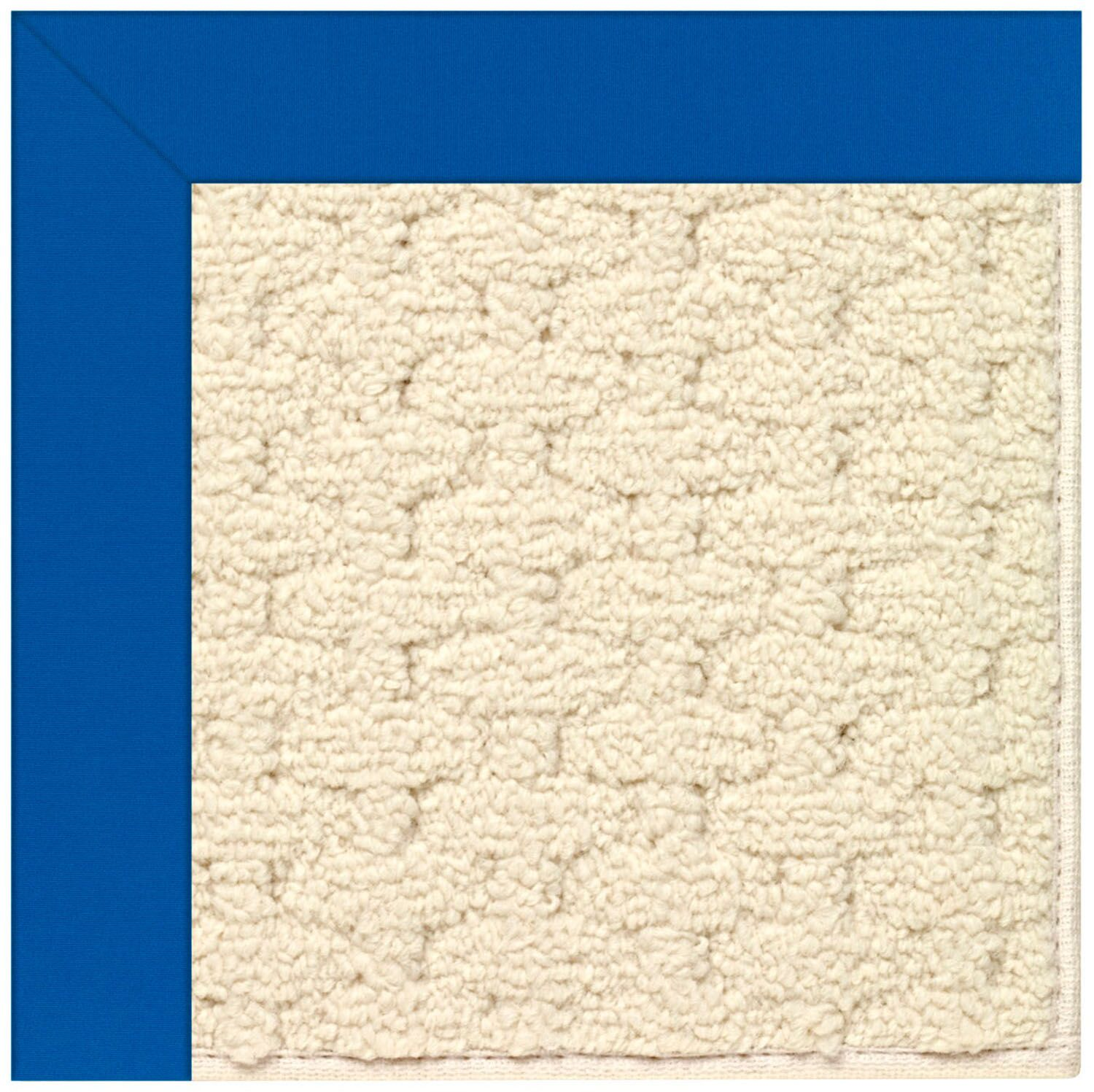 Lisle Off White Indoor/Outdoor Area Rug Rug Size: Rectangle 9' x 12'