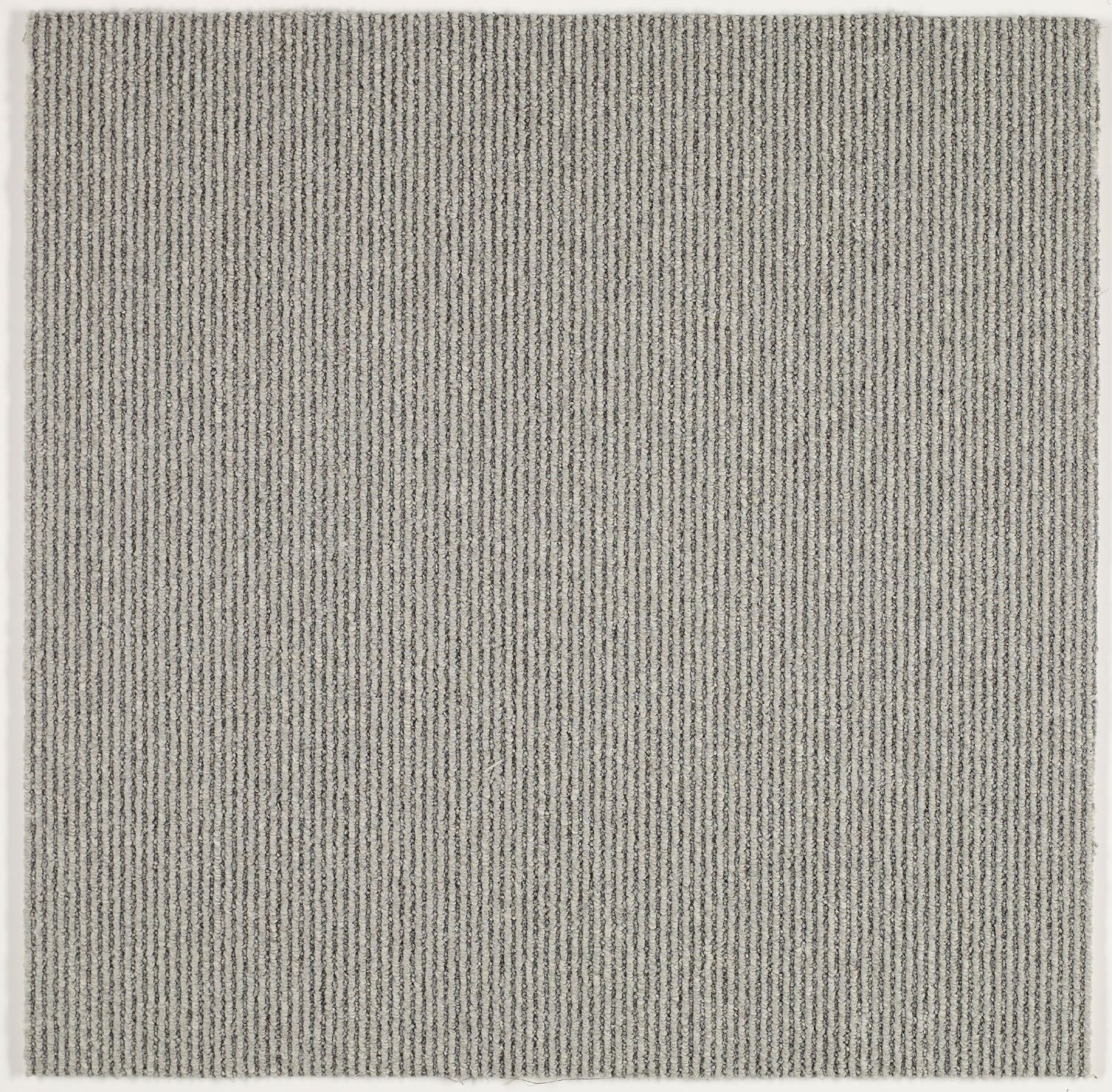 Burgher Platinum Sisal Machine Woven Indoor/Outdoor Area Rug Rug Size: Square 10'