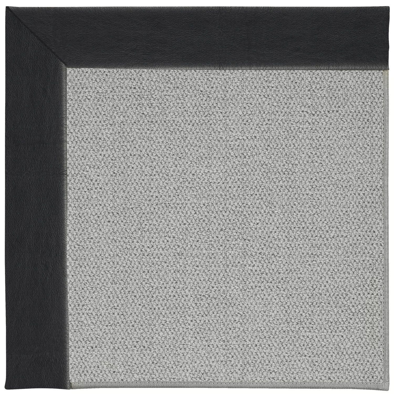 Barrett Silver Machine Tufted Onyx/Gray Area Rug Rug Size: Rectangle 4' x 6'