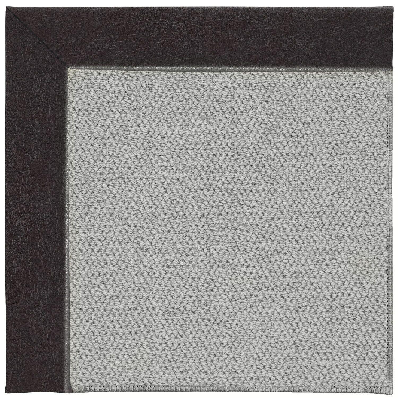 Barrett Silver Machine Tufted Black/Gray Area Rug Rug Size: Rectangle 5' x 8'