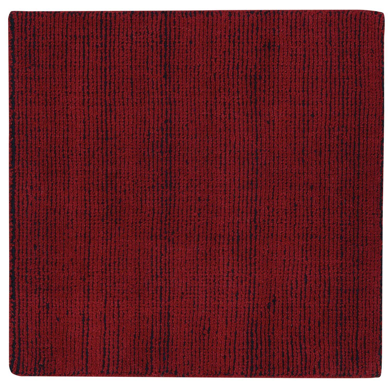 Shelbourne 2.2 Hand Tufted Ruby Deep Blue Area Rug Rug Size: 5' x 8'