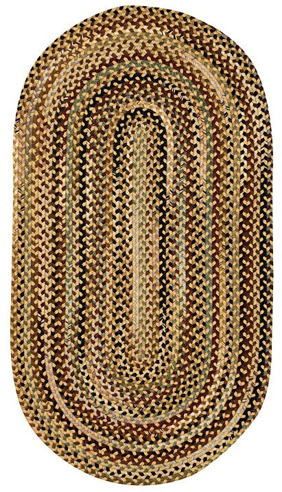 Fort Lupton Amber Area Rug Rug Size: Rectangle 9'2