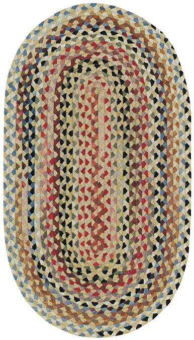 Nikolai Wheat Area Rug Rug Size: Cross Sewn 8' x 11'