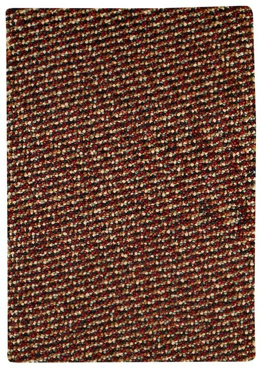 Temperance Wineberry Beans Area Rug Rug Size: Rectangle 8' x 11'