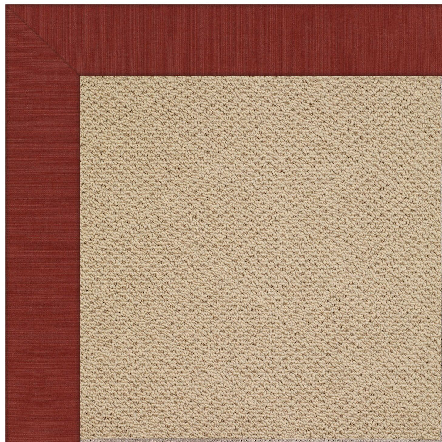 Lisle Beige Indoor/Outdoor Area Rug Rug Size: Rectangle 2' x 3'