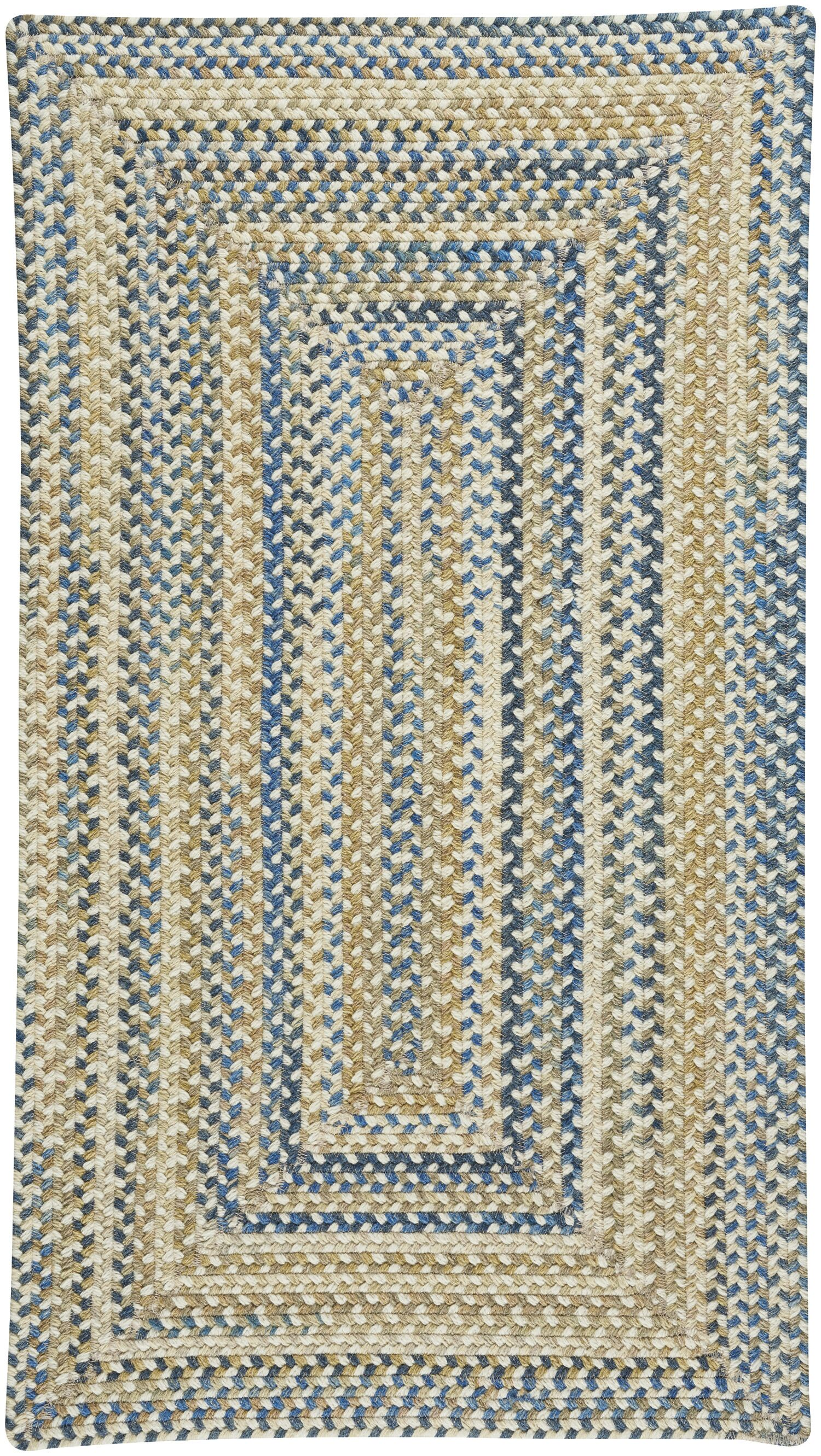 Myrtille Light Tan Area Rug Rug Size: Rectangle 4' x 6'